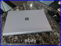 Microsoft Surface Book 2 15 Intel i7-8650U 1.90GHz 8GB RAM 256GB SSD Win10 Pro
