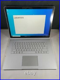 Microsoft Surface Book 2 15 i7-8650U 16GB RAM 256GB SSD Warranty GTX 1060