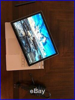 Microsoft Surface Book 2 2-in-1 1832 13.5 i7-8650U 16GB 512GB GTX 1050 W10P Pen