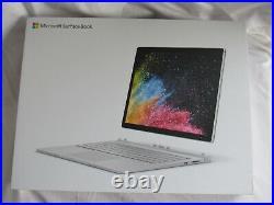 Microsoft Surface Book 2, 256GB, 13.5, Windows 10 Pro, Intel Core i5, 8GB RAM
