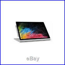 Microsoft Surface Book 2 Touch, i7-8650U, 8GB, 256GB SSD, GTX1050, W10P, Silver