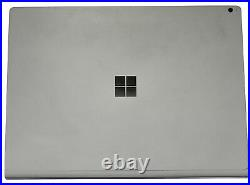 Microsoft Surface Book 2 i5-8350U 8GB RAM 256GB SSD 1832 & 1834 Windows 10 Pro