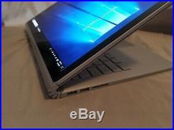 Microsoft Surface Book, Core i7, 16GB RAM, 512GB SSD, nVidia GPU, Windows 10 Pro