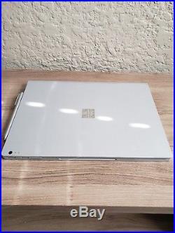 Microsoft Surface Book Intel Core i5 6th Gen, 8GB, 256GB SSD, 13.5in, Pen, 10Pro