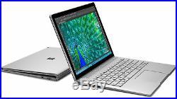 Microsoft Surface Book Intel Core i7 512GB 16GB RAM 1GB dGPU
