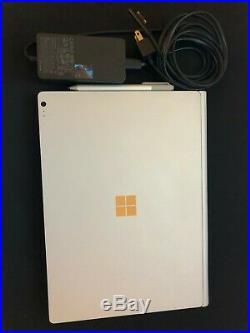 Microsoft Surface Book Laptop 13.5 i7-6600U 16GB 1TB SSD nVidia 965M 2GB Base