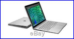 Microsoft Surface Book Laptop 13 Intel i5-6300U 8GB RAM 128GB SSD Win 10 Pro