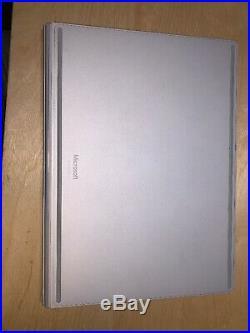 Microsoft Surface Book Laptop 13 Intel i5-6300U 8GB RAM 128GB SSD Win demo