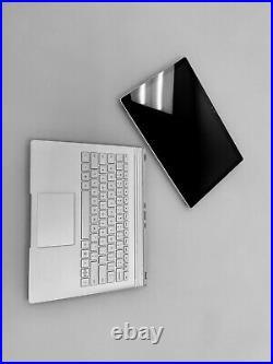 Microsoft Surface Book i7 6600U 2.60GHz 512GB SSD 16GB 13.5 Win 10 PRO
