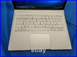 Microsoft Surface Book i7 6600U 2.80GHz 16GB 512GB SSD/ Win 10 Pro with KB #5292