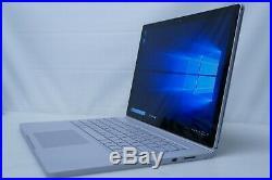 Microsoft Surface Book i7-6600u 2.60Ghz 16GB RAM 512GB SSD with NVIDIA GTX 965M