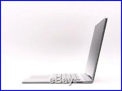 Microsoft Surface Book with Performance Base 13.5 i7 512GB 16GB NVIDIA GPU READ