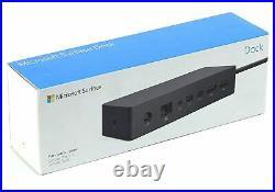 Microsoft Surface Dock PF3-00005 1661 Pro 3, 4 & Book Docking Station miniDP LAN