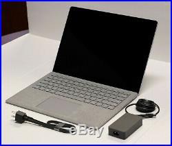 Microsoft Surface Laptop 13.5'' Intel Core i5 7th Gen. Touch 8GB 256GB Platinum
