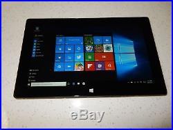 Microsoft Surface PRO 2 i5-4300U 128GB 4GB RAM 1.90GHz Wi-Fi 10.6 Wins 10 Pro