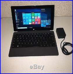 Microsoft Surface PRO 2 i5-4300U 256GB 8GB RAM Wi-Fi 10.6WINS 10 Pro WithKeyboard