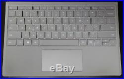 Microsoft Surface PRO 4 Intel i5-6300U 2.4GHz 128GB 4GB Tablet & Type Keyboard