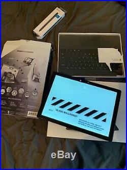 Microsoft Surface PRO 6 BLACK 8GB RAM 256GB 8th Gen i5 with LOTS of EXTRAS
