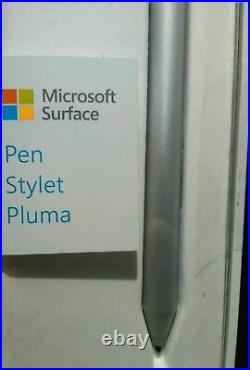Microsoft Surface Pen Stylus For Surface Pro 7 6 5 4 3 Book Platinum