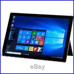Microsoft Surface Pro 1 Core i5 1.70 GHz 64GB 128GB SSD Quadcore Full HD Win10