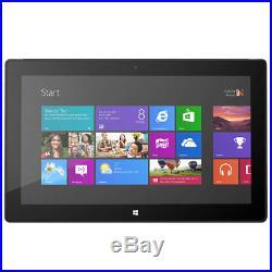 Microsoft Surface Pro 10.6 Intel i5 128GB HDD 4GB RAM Wi-Fi Dark Titanium