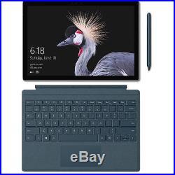 Microsoft Surface Pro 12.3 Tablet Core i5-7300U 4GB RAM 128GB SSD Windows 10