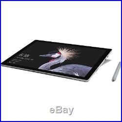 Microsoft Surface Pro 12.3 Tablet Core i5-7300U 8GB RAM 256GB SSD Windows 10
