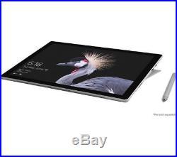 Microsoft Surface Pro 12.3 Tablet PC i5-7300U 8GB 256 SSD Win 10 Pro, FJX-00002