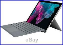 Microsoft Surface Pro 12.3 Touch Screen Intel M3 4GB RAM 128GB SSD with keyboard