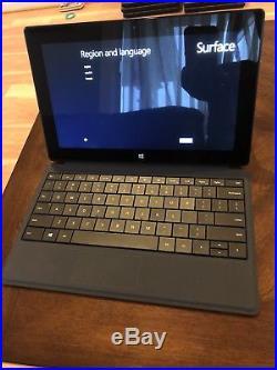 Microsoft Surface Pro 1514 10.6 Core i5 3317U 4GB RAM 128GB SSD 1.70ghz Win-8