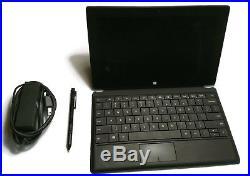 Microsoft Surface Pro 1514 Intel Core i5 128GB 4GB RAM Type Cover Bundle
