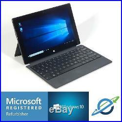 Microsoft Surface Pro 1514 Intel Core i5-3317U 1.70GHz 128GB SSD 4GB RAM