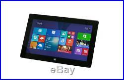 Microsoft Surface Pro 2 128GB, Wi-Fi, 10.6in Dark Titanium A Grade 6 M Waranty