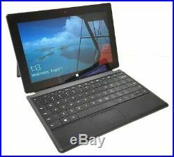 Microsoft Surface Pro 2 1601 i5-4300uWUXGA8GB RAM256GB SSDKEYBOARDWIN 10P