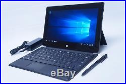 Microsoft Surface Pro 2 256GB SSD Intel i5-4300U 8GB, with PEN & Type Cover BUNDLE
