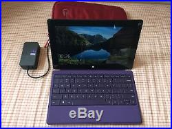 Microsoft Surface Pro 2 i5 4200U 1.6GHz 4GB 128GB SSD 10.6 Windows 10