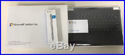 Microsoft Surface Pro 2017 12.3 128GB Core M 4GB Win10 1796 withType Cover withPen