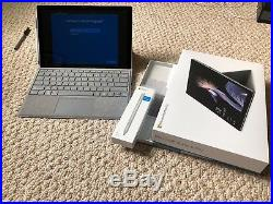 Microsoft Surface Pro 2017 i5 128GB 8GB Ram with Keyboard and Pen