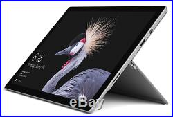 Microsoft Surface Pro (2017) i5 256GB 8GB RAM 12.3 Multi-Touch Tablet