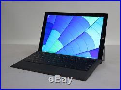 Microsoft Surface Pro 3 12 1.70GHz CORE i7 4650U 8GB 256GB SSD W8.1PRO64 WiFi