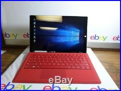 Microsoft Surface Pro 3 12 Core i5 128GB 4GB RAM Win10 and Key Board