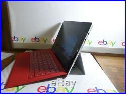 Microsoft Surface Pro 3 12 Core i5 256GB 8GB RAM Win10 and Key Board