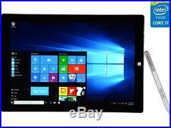 Microsoft Surface Pro 3 12 Intel i7 3.30GHz 512GB SSD 8GB RAM Windows 8.1 Pro