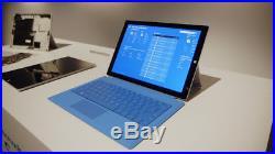 Microsoft Surface Pro 3 12 Tablet 128GB Windows 8.1 Silver (MQ2-00001)