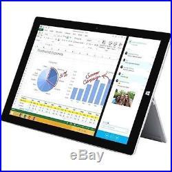Microsoft Surface Pro 3 12 Touchscreen Intel i3 64 GB SSD 4 GB RAM Windows 10