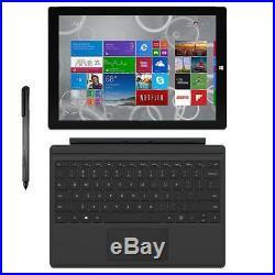 Microsoft Surface Pro 3 12 i5-4300U 1.9GHz 4GB 128GB SSD Windows 10 Pro