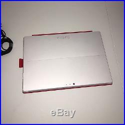Microsoft Surface Pro 3 12 i5-4300U 128GB 4GB RAM 1.90GHz Windows 10 Pro Tablet