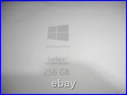 Microsoft Surface Pro 3 12 i5-4300U 256GB 8GB Wins 10 ProTablet/Read Issue