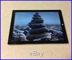 Microsoft Surface Pro 3 12 i5-4300U 256GB 8GB Wins10Pro Wi-Fi Tablet#CM01