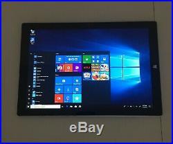 Microsoft Surface Pro 3 12 i5-4300U 256GB 8GB Wins10Pro Wi-Fi WithDocking Station
